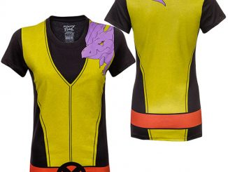 X Men I Am Kitty Pryde Costume Babydoll