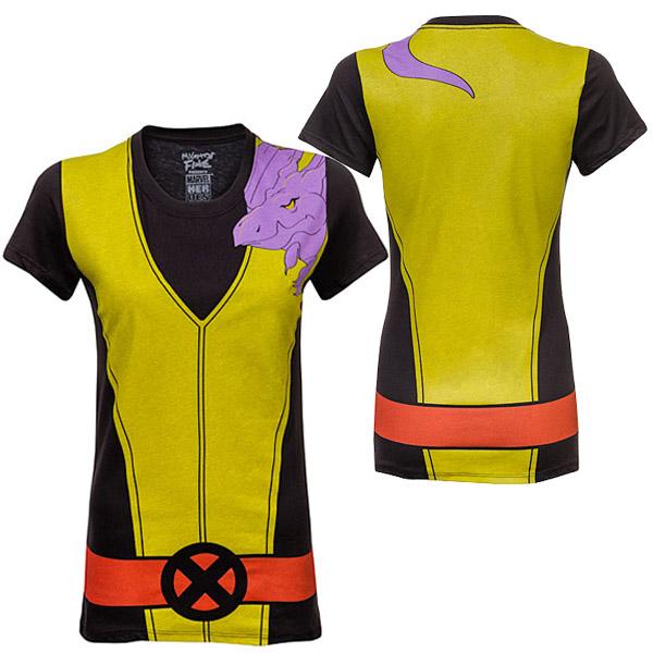 X Men I Am Kitty Pryde Costume Babydoll
