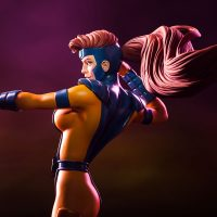 X-Men Jean Grey Premium Format Figure Left Profile