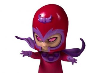 X-Men Magneto Animated Statue