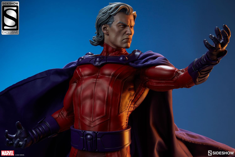 X Men Magneto Maquette