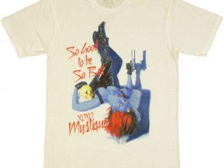 X-Men Mystique Pin-Up T-Shirt