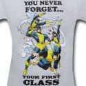 X-Men Never Forget First Class Shirt