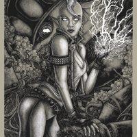 X-Men Storm Art Print