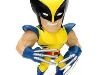 X-Men Wolverine 4-Inch Metals Die-Cast Action Figure