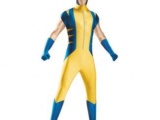 X-Men Wolverine Deluxe Bodysuit Costume