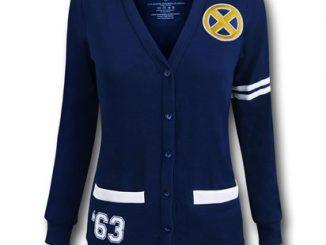 X-Men Xavier's School Women's Cardigan