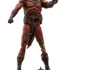 X-Men Zombie Magneto Diamond Select Action Figure