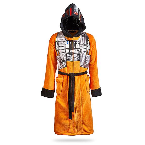X-Wing Fleece Robe