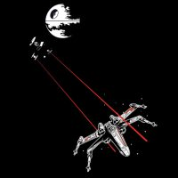 X-Wing vs Tie Fighter Shirt