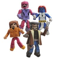 XMen Marvel Days of Future Past Minimates