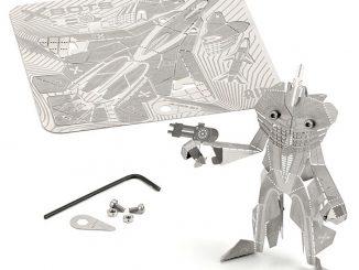 Xbot Stainless Steel Model Kit