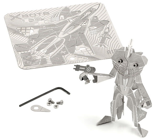 Xbot Stainless Steel Model Kit