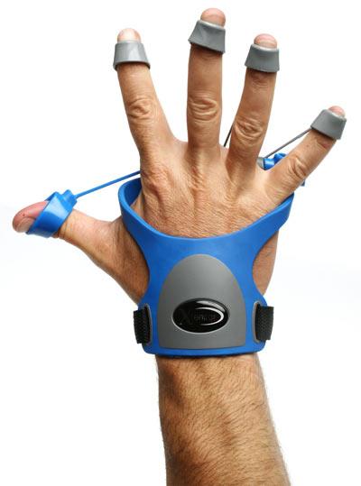 Xtensor Game Hand Exerciser