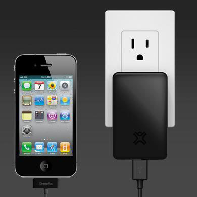 XtremeMac InCharge Home USB Wall Charger