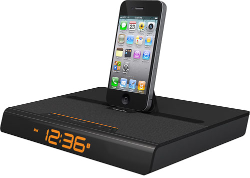 XtremeMac Luna Voyager II Apple Device Alarm Clock