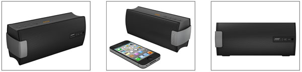 XtremeMac Soma BT Wireless Bluetooth Speaker