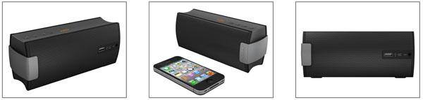 XtremeMac Soma BT Wireless Bluetooth Speaker