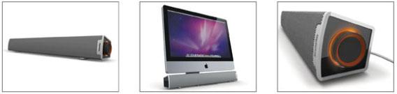 XtremeMac Tango Bar Computer Speaker