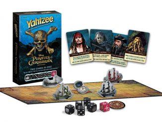 YAHTZEE Pirates of the Caribbean Edition