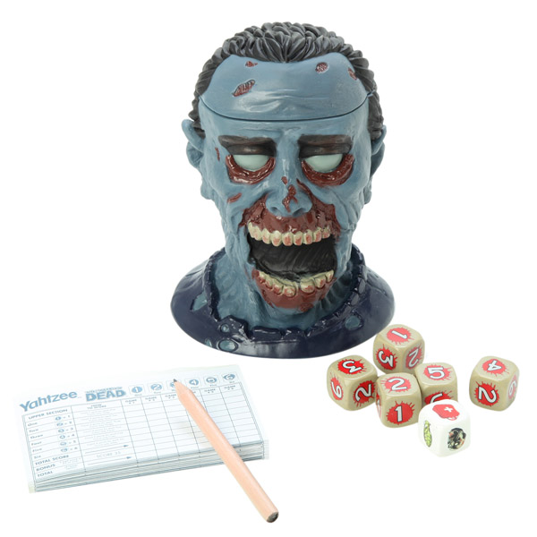 Yahtzee The Walking Dead Collectors Edition