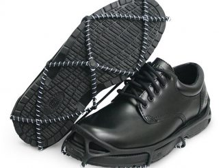 Yaktrax Instant Ice Traction Shoes