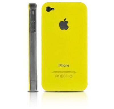Yellow Replicase Hard Crystal Air Jacket