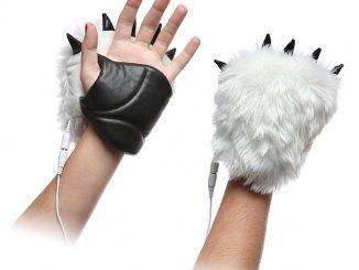 Yeti USB Heated Plush Handwarmers