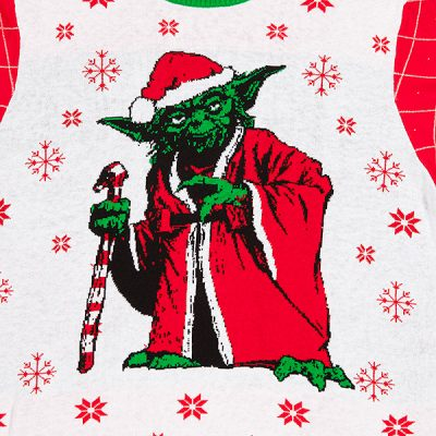 Yoda Holiday Sweater