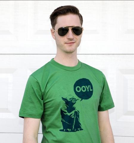Yoda OOYL T-Shirt