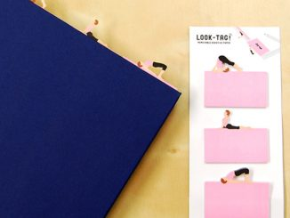 Yoga Sticky Notes