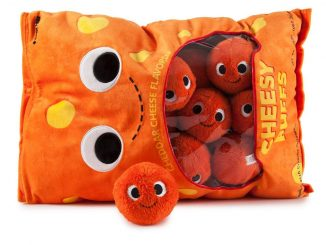 Yummy World Cheesy Puffs Plush