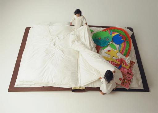 Child's Play Bed by Yusuke Suzuki