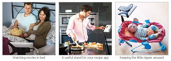 Z3 iPad Stand