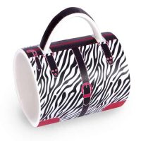 Zebra Print Handbag Mug