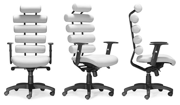 ZUO Modern Unico Office Chair | GeekAlerts