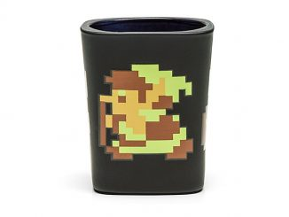 Zelda 8 Bit Shot Glass