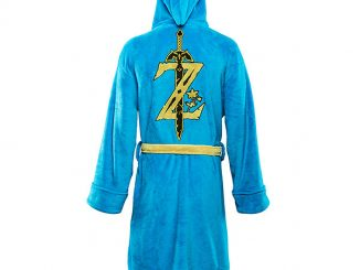 Zelda Breath of the Wild Robe