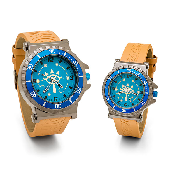 Zelda Breath of the Wild Sheikah Eye Watch