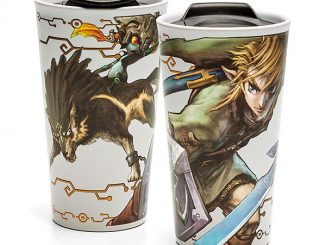 Zelda Ceramic Travel Mug