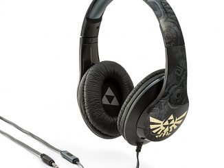 Zelda Hylian Crest Over-Ear Headphones