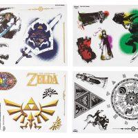 Zelda Hyrule Gadget Decals