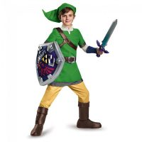 Zelda Link Deluxe Child Costume
