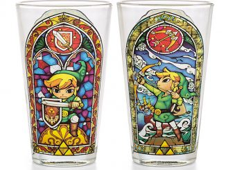 Zelda Pint Glass