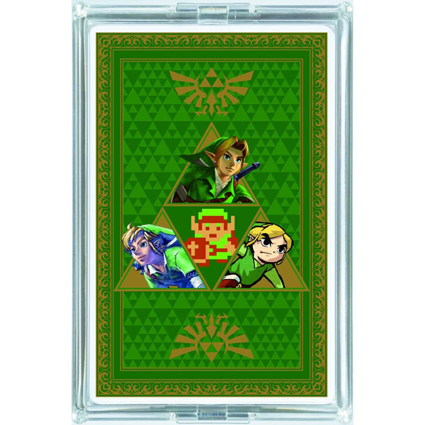 Zelda Playing Cards