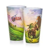 Zelda Scenic Pint Glass