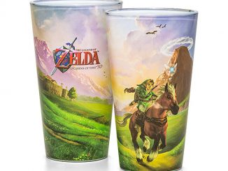 Zelda Scenic Pint Glass