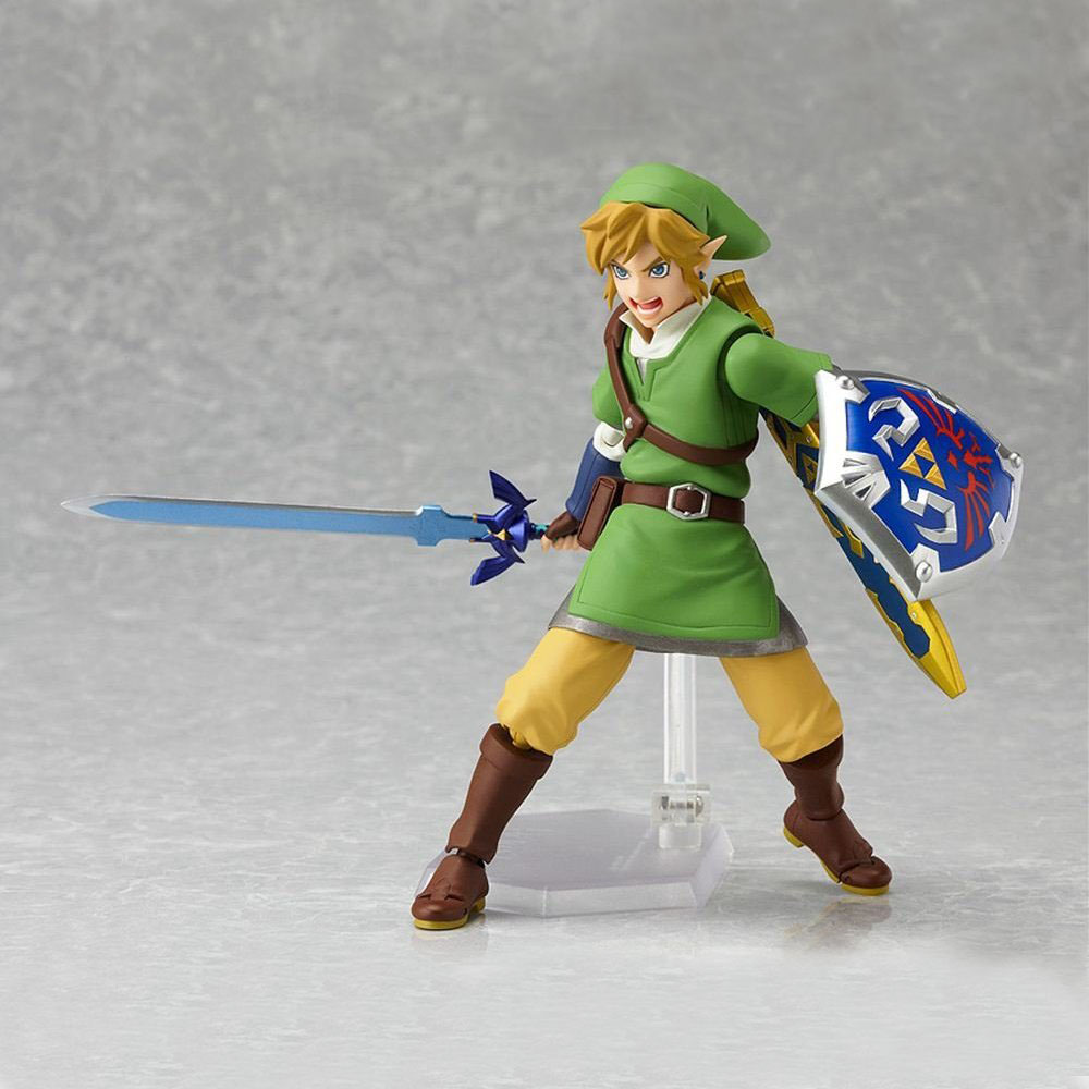Legend Of Zelda Skyward Sword Link Figma Action Figure