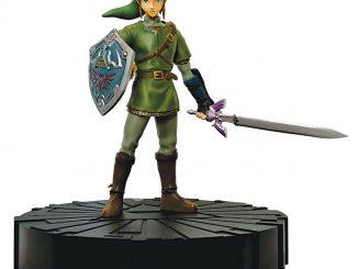 Zelda Statues