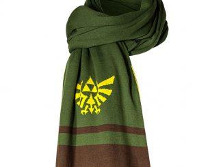 Zelda Striped Scarf